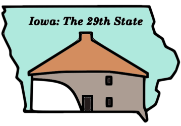Iowa: The 29th State